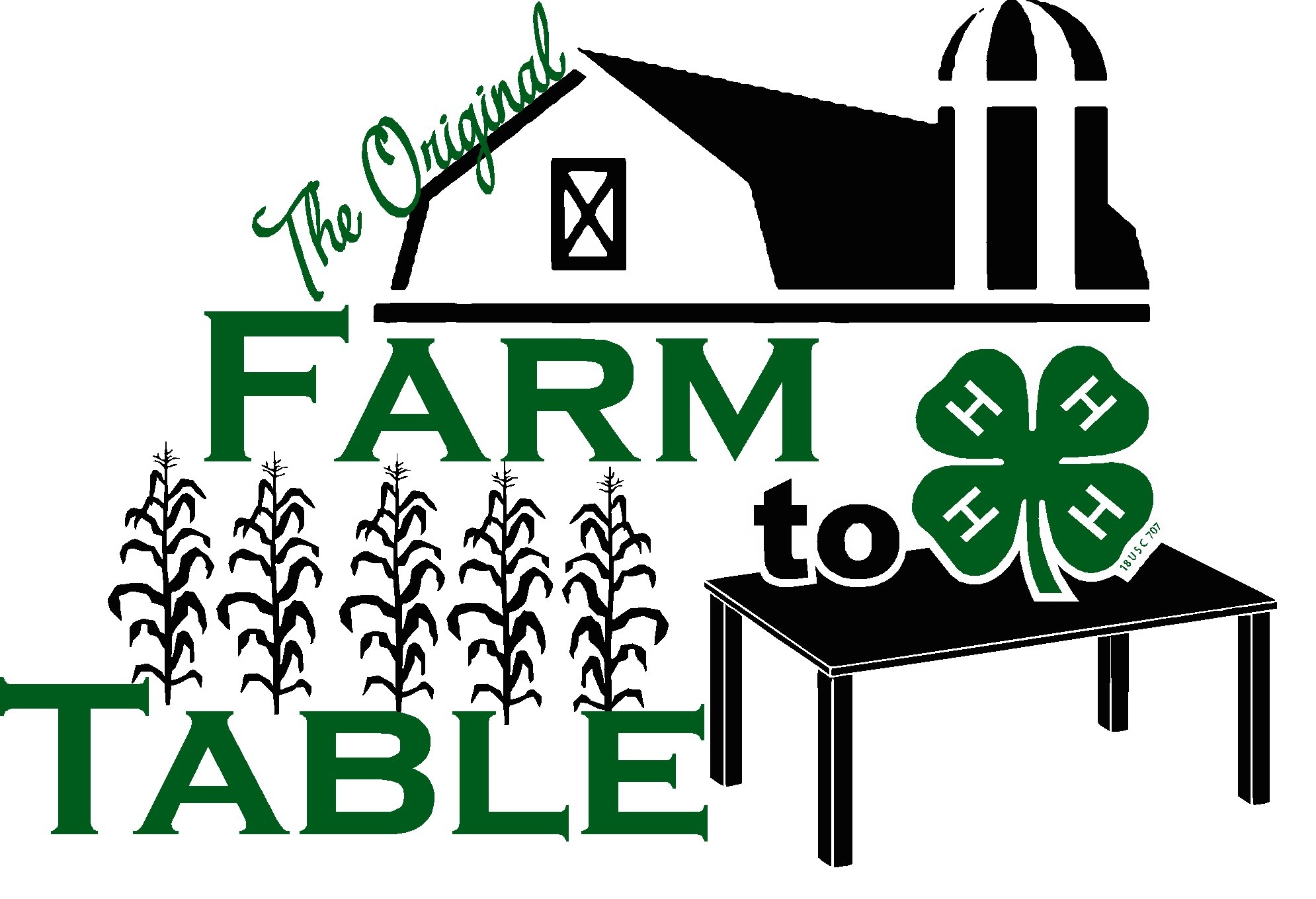 Image result for 4-h farm clip art